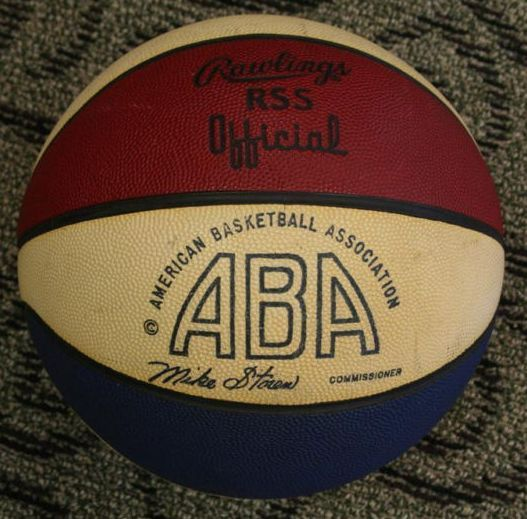 Item Detail - Official ABA Mike Storen Red White and Blue ...