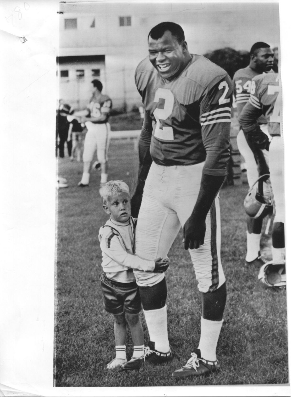 finest selection 87e15 cbd74 Item Detail - 1965 Cookie Gilchrist Broncos AFL original ...