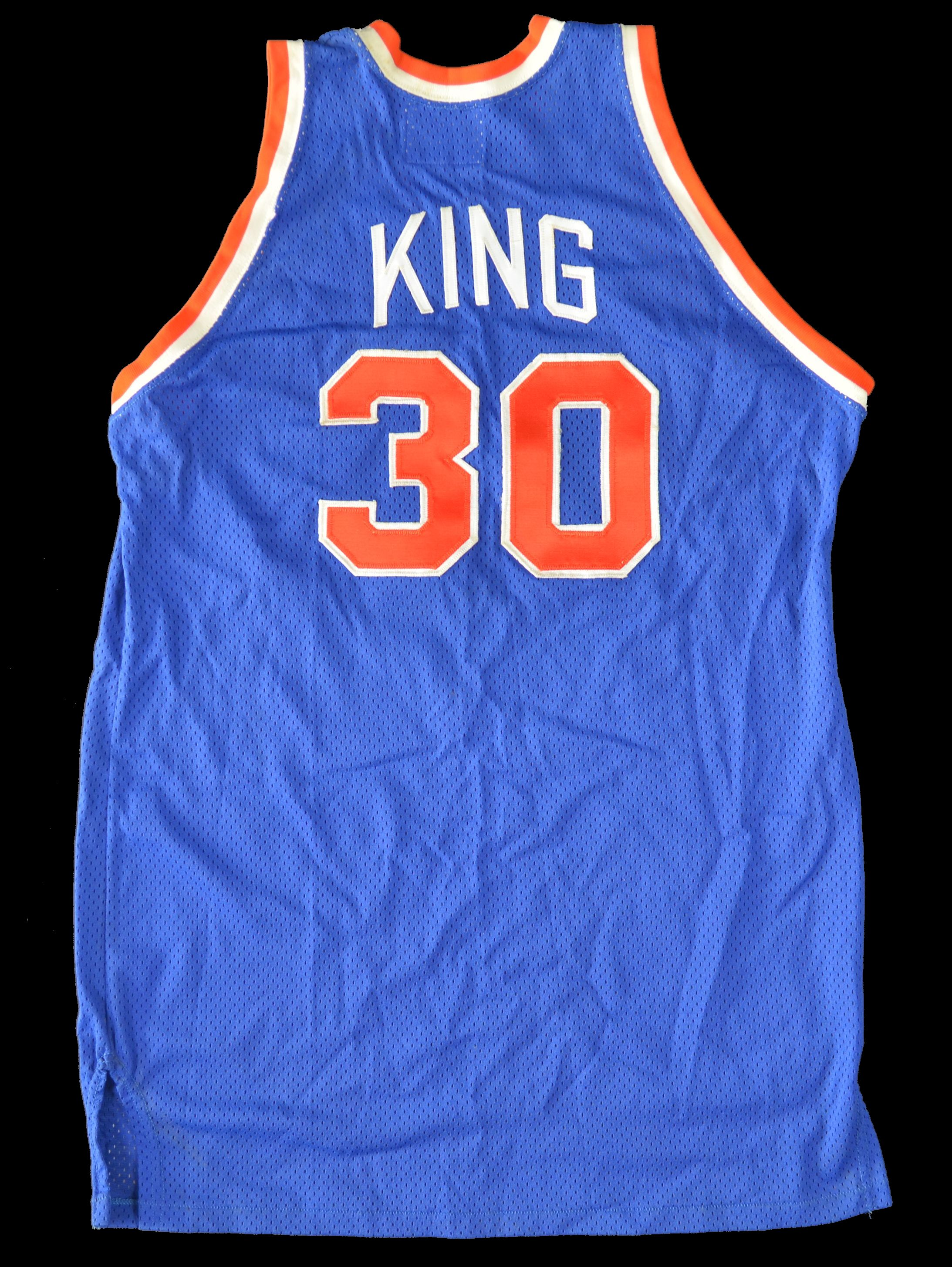 the latest ecb6a 63105 new york knicks bernard king jersey