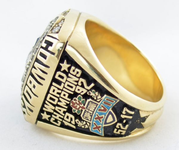 Make Your Own Superbowl Ring