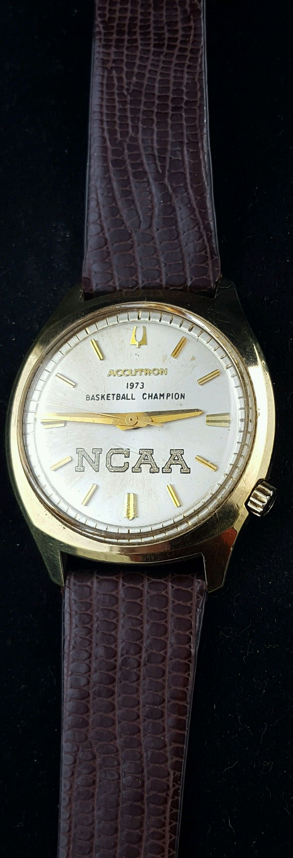 Lot Detail 1973 UCLA National Championship NCAA Presentational